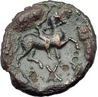 PERSEUS 179BC Macedonia RARE R2 Authentic Ancient Greek Coin HERCULES i63745