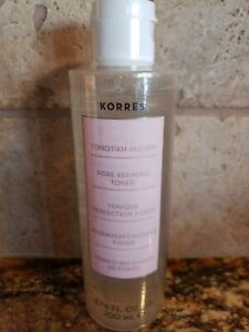 KORRES Pomegranate Pore Refining Exfoliating Liquid Toner 6.76oz New Sealed