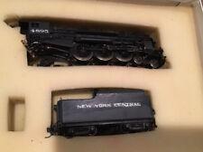 Alco Models S-113 HO Scale BRASS K3-Q 4-6-2 Steam Loco & Tender EX/Box