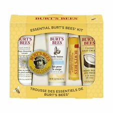 Burt's Bees Essential Gift Set, 5 Travel Size Products - Deep Cleansing Cream...