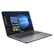 "Asus VivoBook X705Ua-Q32S-Cb 17.3"" Laptop Intel core i3-8130u 2.2 Ghz 256Gb W10"