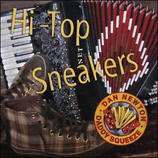 Hi-Top Sneakers by Dan 'Daddy Squeeze' Newton (CD) *BRAND NEW & SEALED* MN Indie