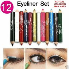 Unbranded Pencil Assorted Shade Eye Makeup