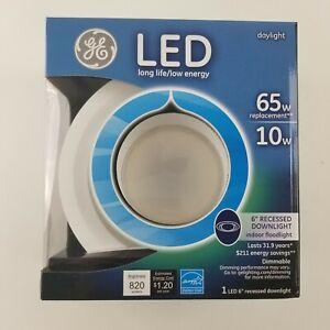 GE 65W Recessed Downlight Indoor Floodlight Daylight Medium Base Bulb 20390