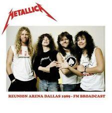 Metallica - Reunion Arena Dallas 1989 FM Broadcast VINYL LP BOIL001LP