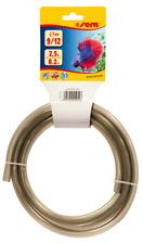 Sera 9/12mm Schlauch grau 2,5m - Aquariumschlauch für Filter und Pumpen
