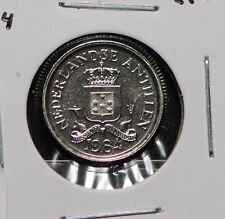 Netherlands Antilles 1984 10 Cents  900987 combine shipping