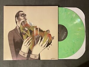 As Tall As Lions – You Can't Take It With You. Vinyl Record. Seafoam Green 2xLP