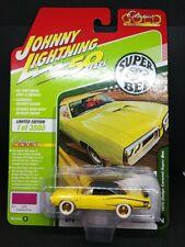 Johnny Lightning 50th 1970 Dodge Coronet Super Bee WHITE LIGHTNING Rare Chase