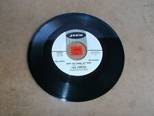 LOU JORDAN - JUST TO LOOK AT YOU - YOU MADE A FOOL   / LISTEN - R&B SOUL POPCORN