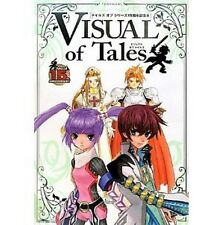 VISUAL of Tales Tales of Series 15th anniversary book w/Extra