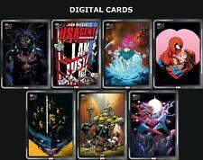 DIGITAL CARD Topps Marvel Collect Ms Marvel 04 VINTAGE Series 2 500cc