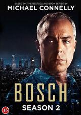 BOSCH - Season / Series 2 - DVD - Region 2 (UK / Europe) * NEW + SEALED