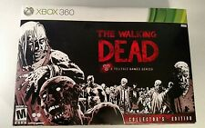 The Walking Dead -- Collector's Edition (Microsoft Xbox 360, 2012)