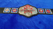 NWA 4MM Television Heavyweight Wrestling Championship Replica Adult Size Belt