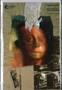 MIRACLEMAN #19 Neil Gaiman Mark Buckingham (1985) Eclipse VF/NM (9.0)