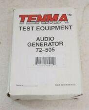 72 505 Signal Generator Audio Handheld 1 Channel 150khz Am