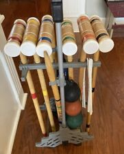 Eastpoint Croquet Set (6 player) With Storage Stand