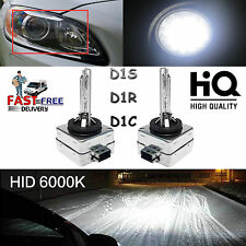 D1S 35W HID XENON OEM FACTORY REPLACEMENT HEADLIGHTS LAMPS BULBS 6000K FOR VOLVO