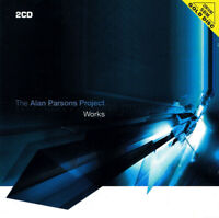 2 CD The Alan Parsons Project Works Audiophile Legends APH 102.88 BELGIUM 2002