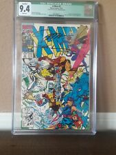 X-men 3 CGC 9.4 bright colors sharp corners signed by Jim Lee and Scott Williams