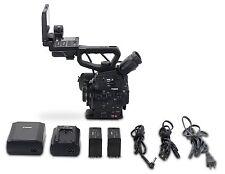 Canon C300 Cinema 35mm EOS Camcorder Bundle PL Mount C 300 1986 Hours 3017
