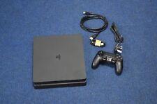 Sony PlayStation 4 Slim 500gb MATTE BLACK console su 5.05 Firmware