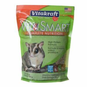LM Vitakraft VitaSmart Complete Nutrition Sugar Glider Food - 28 oz