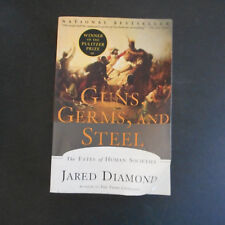 Guns, Germs, and Steel Fates of Human Societies by Jared Diamond tradeback