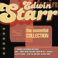 Edwin Starr - The Essential Collection [CD]