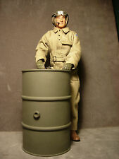 1/6 scale resin cast-Ww2 Us 55 gal. fuel drum for Ultimate Soldier or Dragon