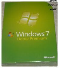 Microsoft Windows 7 Home Premium 32/64 Bit Full Version DVDs(Free Shipping)
