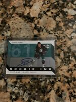 2005/06 Upper Deck  Rookie Ink Corey Perry Auto - SP 12/61!
