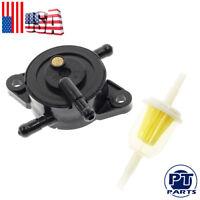 Fuel Pump & Filter For Kawasaki Models FS & FR Series Stens 054-113 49040-7008
