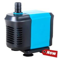770GPH 3500L/H Submersible Water Pump Pond Fish Tank Water Fountain Hydroponic