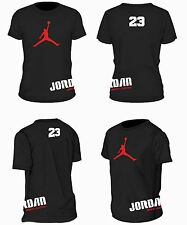 CAMISETA NEGRA MICHAEL JORDAN 23 CHICAGO BULLS NBA