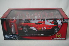 Hot Wheels 1:18 Ferrari F1 World Champions Michael Schumacher MATG3764