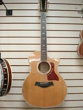 Taylor 654ce Maple 12 String Guitar with Case
