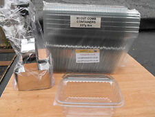 8oz Comb Cutter with 50 Clear Comb Containers