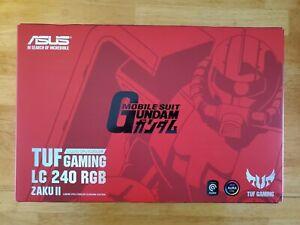 ASUS TUF Gaming *ZAKU II EDITION* AIO Liquid CPU Cooler LC 240