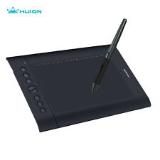 Huion H610 Pro V2 Graphics  Drawing Digital Signature Pad With  A7F9