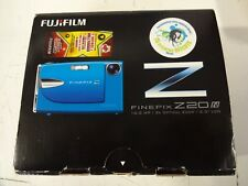 Appareil photo Fujifilm FinePix Z20 Fd Blue Digital Camera 10MP 3X Optical Zoom