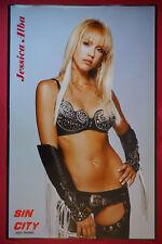 Jessica Alba Sin City Costume Promo 2005 Celebrity Art Poster 23X36 New Oop Jsin