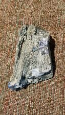 "MOLYBDENITE TOURMALINE QUARTZ SPECIMAN DISPLAY PIECE ""OLD STOCK"""