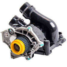 Water Pump Thermostat Assembly for VW Audio A4 A5 Quattro Golf Jetta GTI On sale