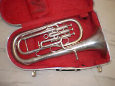 More details for  tenor horn boosey & hawkes imperial 1976