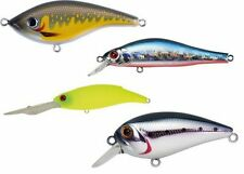 4 x Premium Pike Fishing Lures Sharp Top Quality Owner Hooks Very Effective