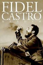 Fidel Castro Reader (v. 1) by Castro, Fidel