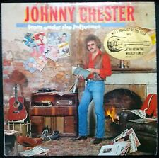 JOHNNY CHESTER - FROM UNDER THE INFLUENCE VINYL LP  AUSTRALIA