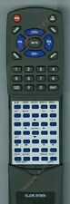 Replacement Remote for CLARION 3ZREM170027R3, NX501